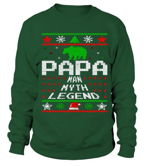 Papa-ugly-christmas-sweater