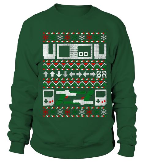 Gamer-ugly-christmas-ugly-sweater-xmas