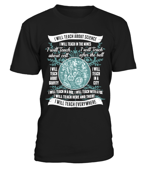 Teach-science-shirt