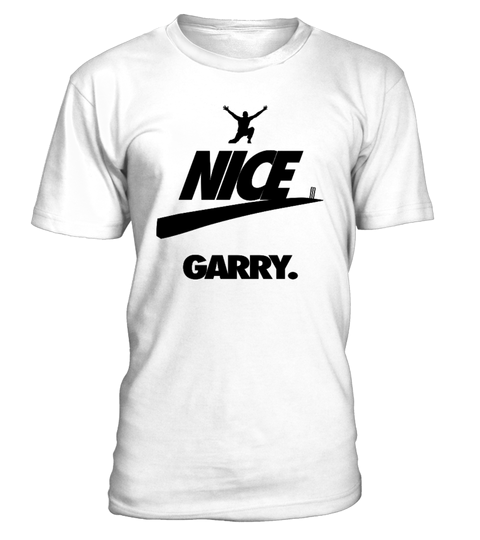 names - starting-with-g Nice Garry - Black HOODIES