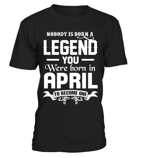 YOU WERE BORN IN APRIL