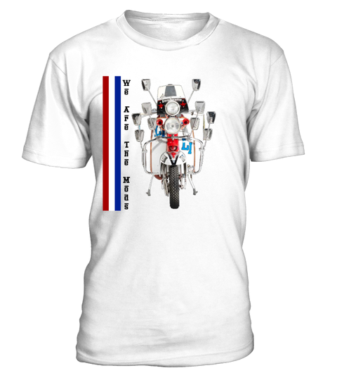 entertainment - music we are the mods scooter HOODIES
