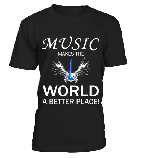 events - 14-juillet Music makes the world a better place HOODIES