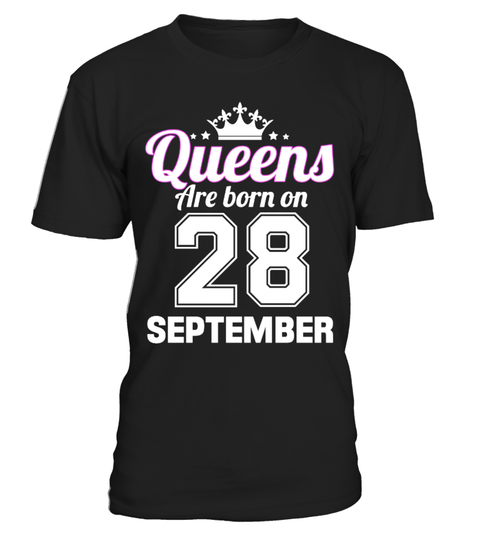 QUEENS ARE BORN ON 28 SEPTEMBER